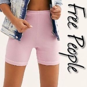 Free People Matchy Shorts NWT S will fit M